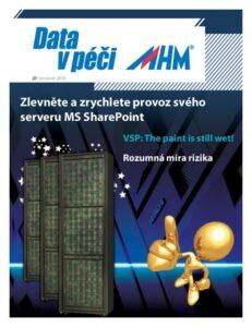Data v péči MHM 20/2010