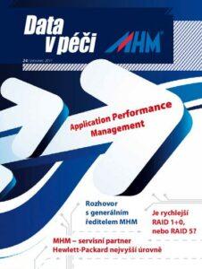Data v péči MHM 24/2011