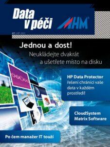 Data v péči MHM 27/2012