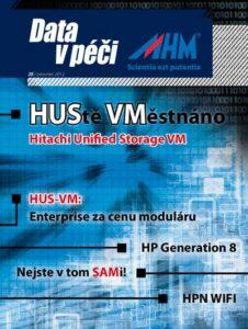 Data v péči MHM 28/2012