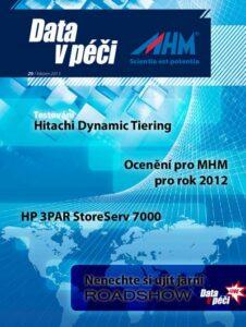 Data v péči MHM 29/2013