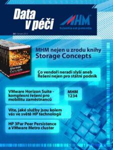 Data v péči MHM 30/2013