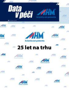 Data v péči MHM 38/2015