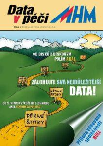 Data v péči MHM 3/2006