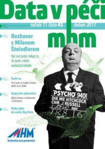 Data v péči MHM 43/2017