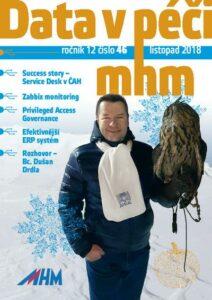 Data v péči MHM 46/2018