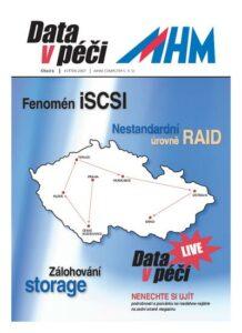 Data v péči MHM 6/2007
