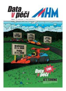 Data v péči MHM 9/2008