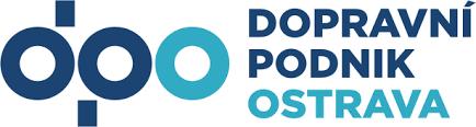 logo Dopravní podnik Ostrava